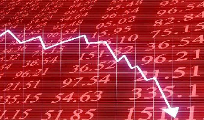 BIST 100'ün yükseldiği günde 2 hisse yüzde 3'ten fazla düştü