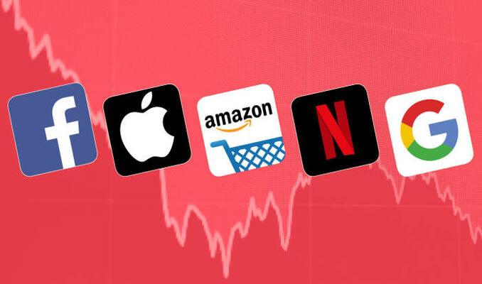 Borsalarda teknoloji devlerini yok edecek tehditler