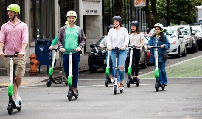 Scooter savaşları borsalara taşınıyor